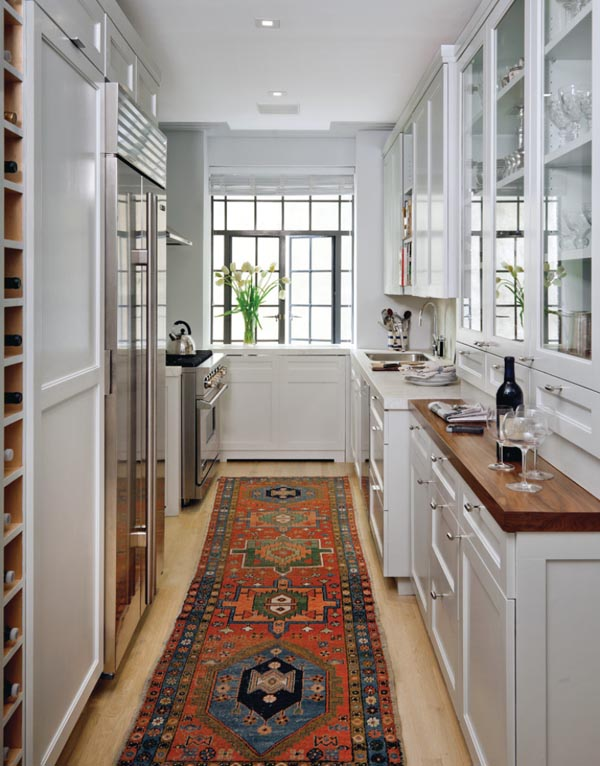 design of a narrow kitchen tips and examples balancedfoodandfuel orgdesign of a white kitchen with a narrow carpet