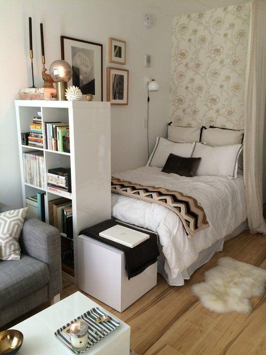 Living Room Bedroom In One Room Apartment Balancedfoodandfuel Org