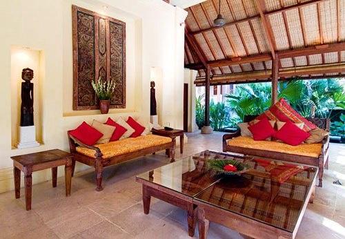 interieur in indiase stijl