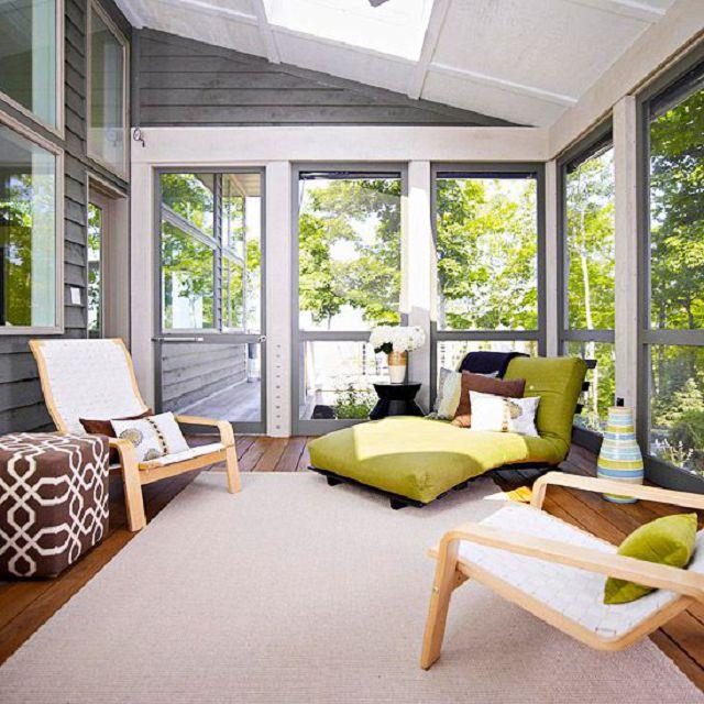 Terrasse Moderne Tage Cr Terrasse En Bois Avec Piscine: De Bedste Terrasse Design Muligheder For Dit Hjem