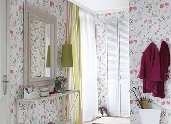 Fondos de pantalla en el pasillo tipos colores patrones for Papel tapiz de patron para el pasillo